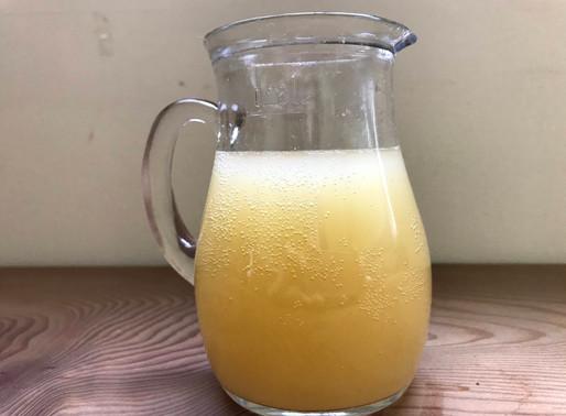 懶人發酵,無添加自然發酵~檸檬蘇打