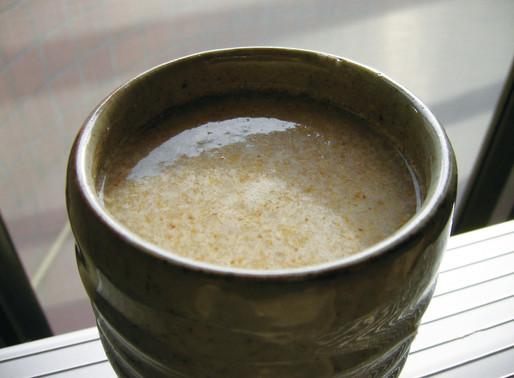 活力一天的開始,來喝杯植物奶