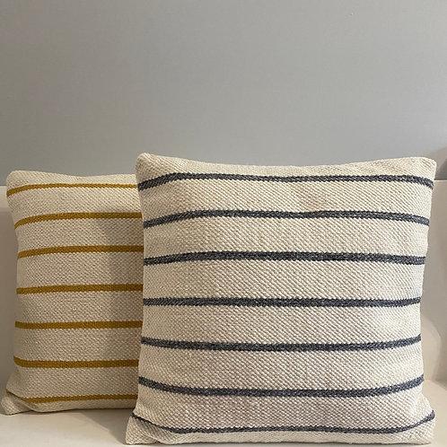Wool Blend Woven Pillow Cover