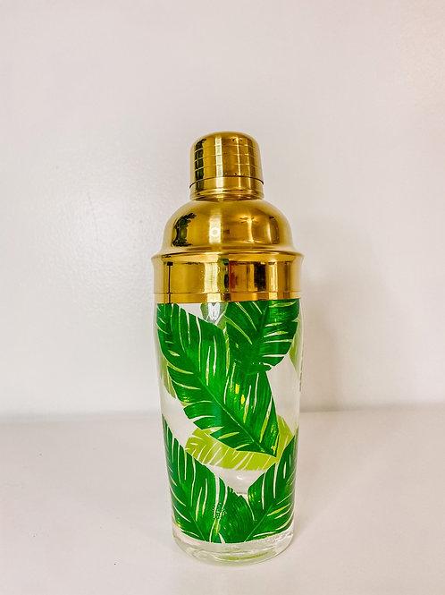 Botanical Cocktail Shaker