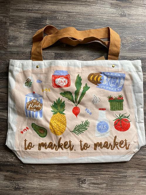 Market to Market Tote