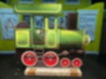 The Train from Wind in the Willows