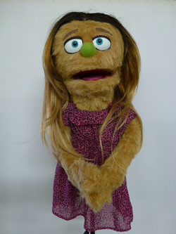 Kate Monster, leading lady in Avenue