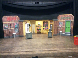 Little Shop of Horrors set hire