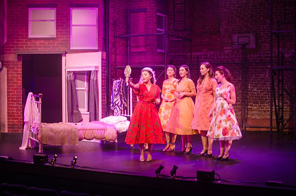 West side story set hire