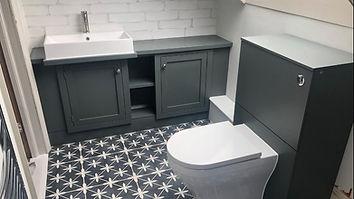 made to measure bathroom make over