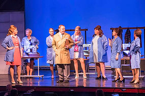 Made in dagenham set hire