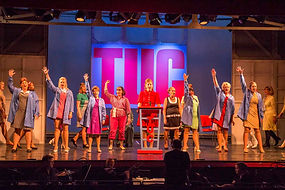 TUC scene for Made in dagenham set hire
