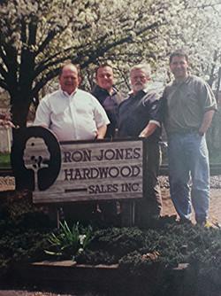 Sales Team - 2001