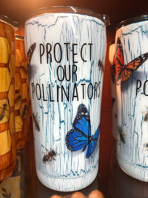20 oz Protect Our Pollinators Tumbler