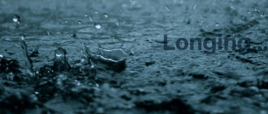 Longing…