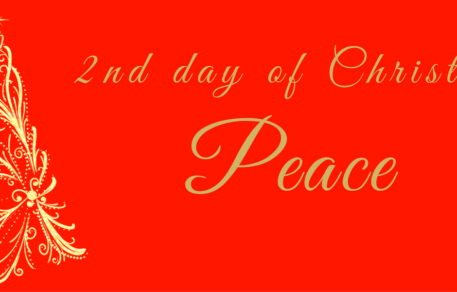 On the 2nd Day, Peace