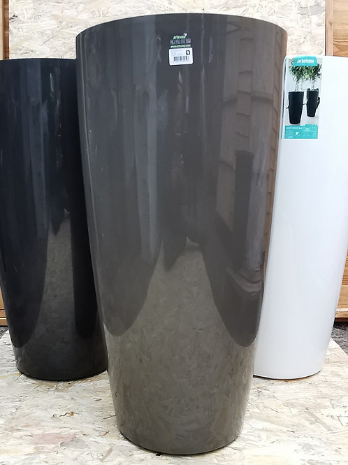 Santorini Vase. Large Indoor Planter. Tall Stylish Indoor Vase