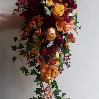 Bride's Shower Wedding Bouquet