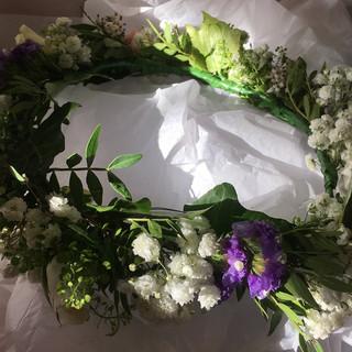 Summer Flower Bridesmaid Headband