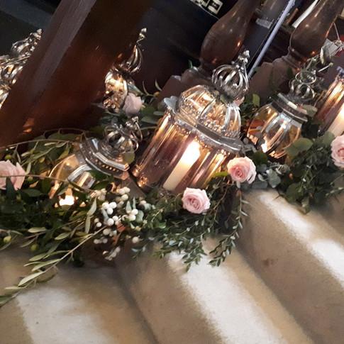 Wedding Lanterns.