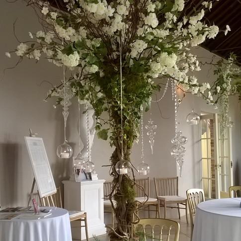 Stunning Wedding Blossom Tree