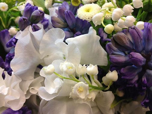 Gorgeous wedding flowers, by Flower Design, Ripon. North Yorkshire
