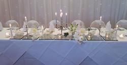 Wedding Top Table Designs