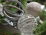 Gorgeous christmas baubles