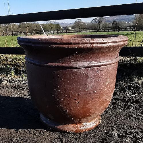 Rustic Campana Garden Pot. Fully Frost Proof Garden Planters