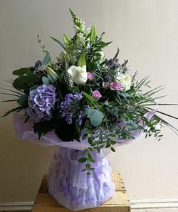 Luxury Hand-tied Bouquet.