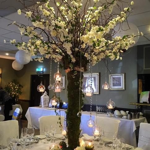 Stunning Blosson Tree Centrepiece