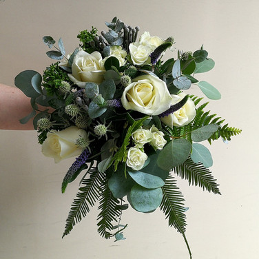 Designed and photographed by Flower Design of Ripon, North Yorkshire
