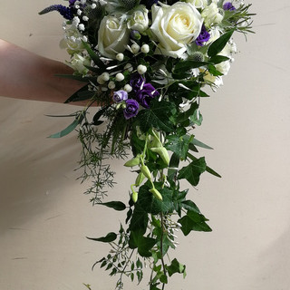 Gorgeous Bride Flowers