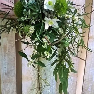 Nordic Style Wedding Bouquet