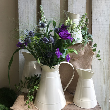 Country Style Jugs