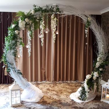 Wedding Moongate
