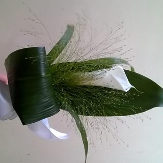 Simple Bridesmaid Bouquet.