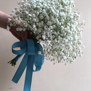 Pretty Gyp Bridesmaid Bouquet