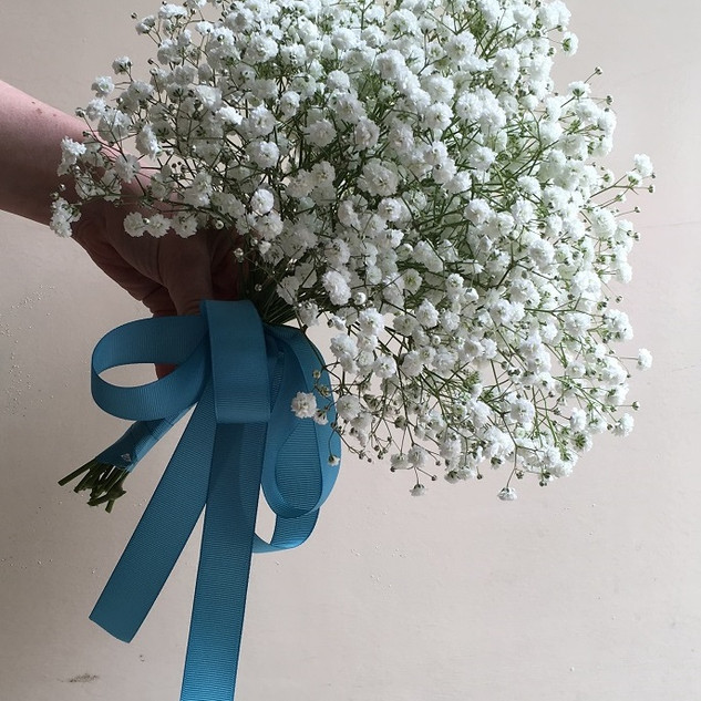 Pretty Gyp Bridesmaid Bouquet