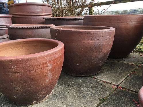 Huge Rustic Garden Pots