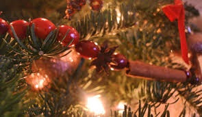 Ideas for Christmas Tree Garlands