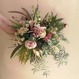 Beautiful Wild Wedding Bouquet