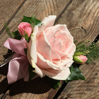 Pretty Ladies Rose Corsage