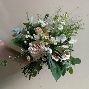 Bride's Country Style Bouquet
