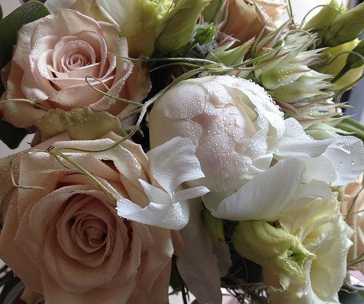 Gorgeous wedding flowers by Flower Design, Ripon. North Yorkshire