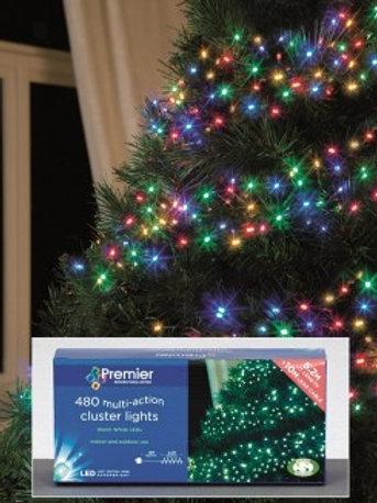 PREMIER 480 MULTI-ACTION CLUSTER LIGHTS.