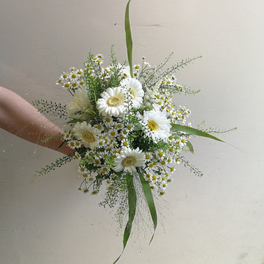 Country Style Wedding Bouquet.