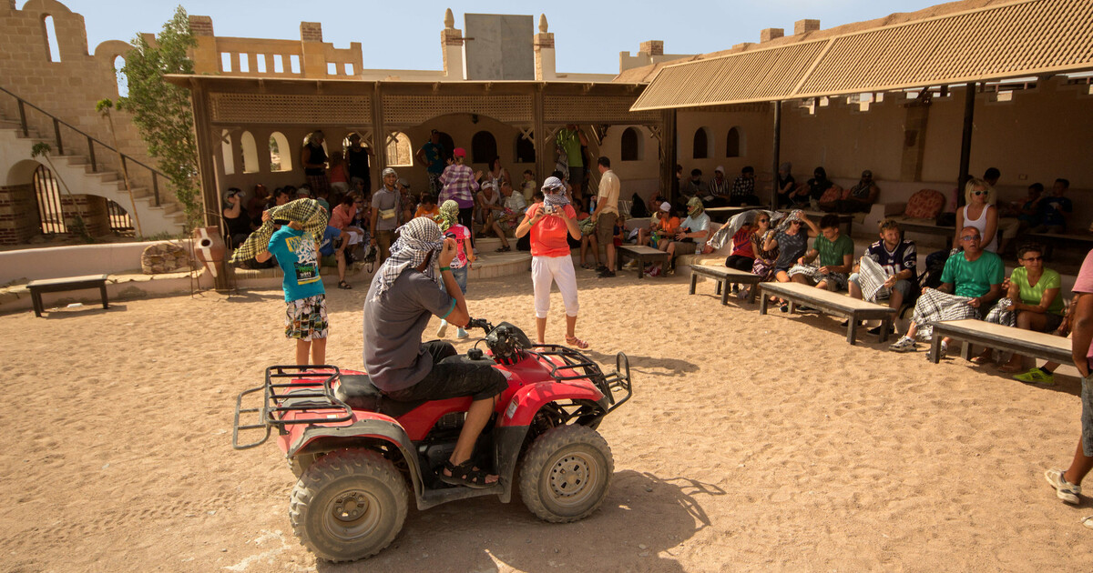 Quad Safari Hurghada