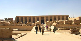Abydos Day Tour from Hurghada