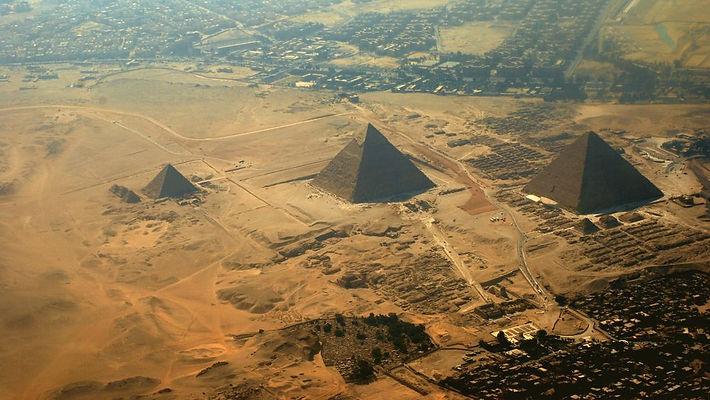 GIZA PLATEAU EGYPT