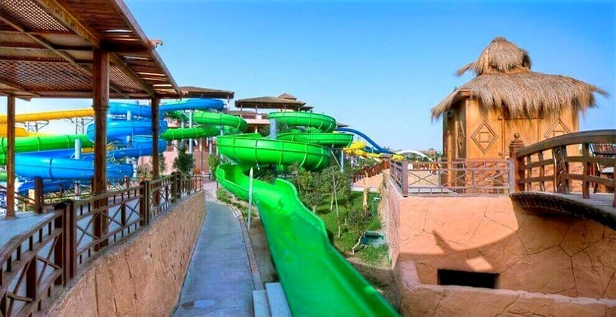 Jungle Aqua Park Day Pass