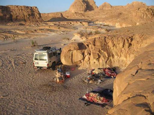 Desert Camel Ride Hurghada