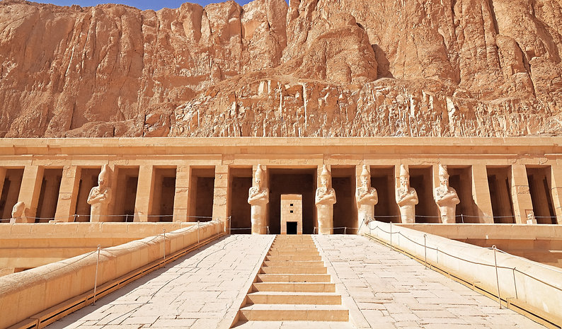 Luxor Group Day Tour From Hurghada