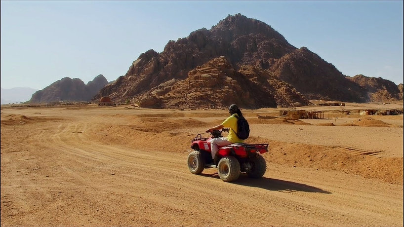 Hurghada Morning Quad Bike Safari